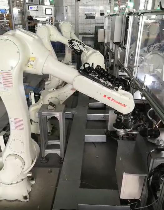 机器人去毛刺工作站022A